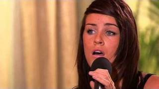 The X Factor 2009 Lucie Jones Judges' Houses 1 (itv