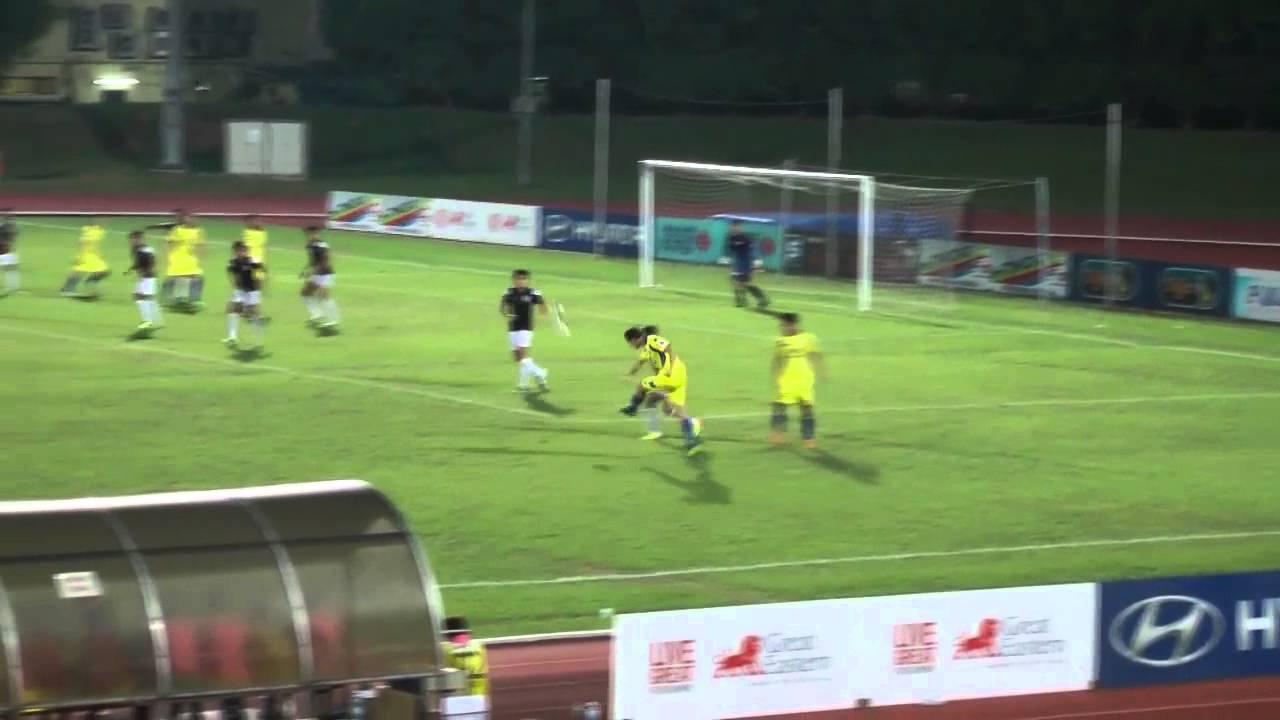 Tampines Rovers FC 3-2 Harimau Muda B