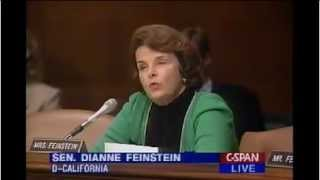 Dianne Feinstein Says Gun Control Is Only For Other People