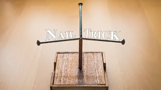 How to fit 6 Nails on top of this Stick!? - The balancing Nails