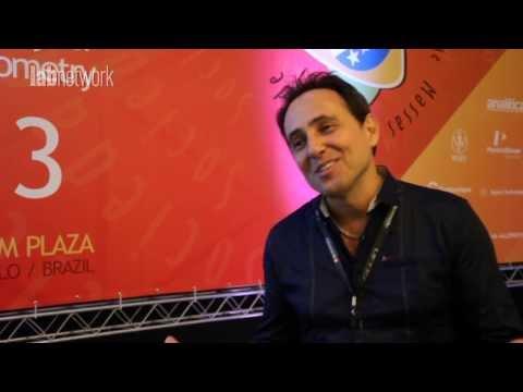 Presidente Executivo fala sobre o BrMASS 2013