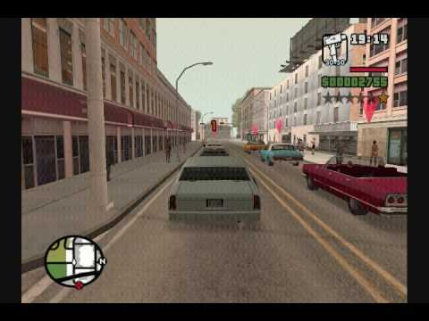 GTA SA WALKTHROUGH Mission 16 High Stakes Low Rider No Cheats PC