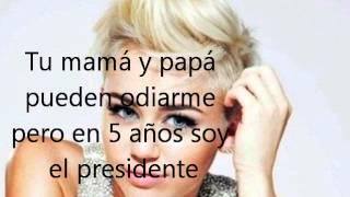 Decisions Borgore Feat. Miley Cyrus Letra En Español
