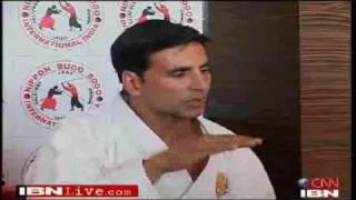 6-Degree Black-Belter 'Akshay Kumar' Awarded 'KATANA