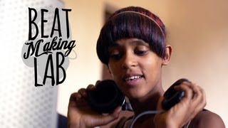 Gelila: (Part 2/2) Ethiopian Beatmaker | Beat Making Lab | PBS Digital Studios