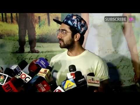 Ayushmann Khurrana and Yami Gautam at Special Screening of Movie Finding Fenny