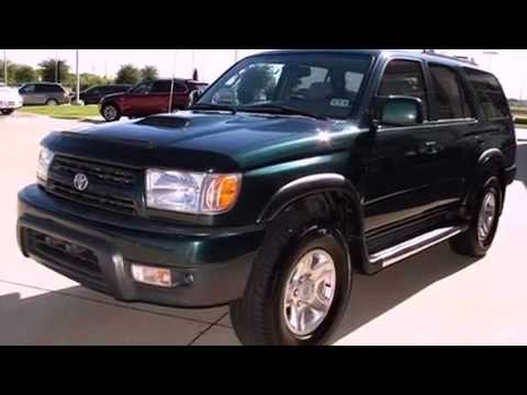 Pre-Owned 1999 Toyota 4Runner Plano TX