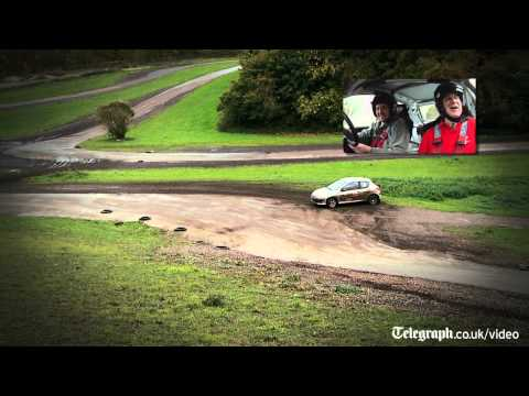 Wales Rally GB: Can a rally fan master rally driving?