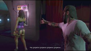 GTA V Trevor Owns A Strip Club Gameplay/Walkthrough