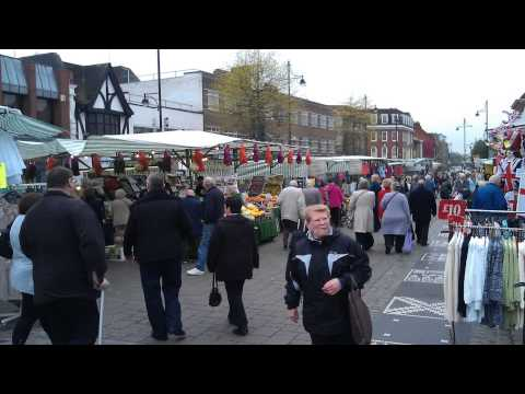 Romford Market Epping Essex