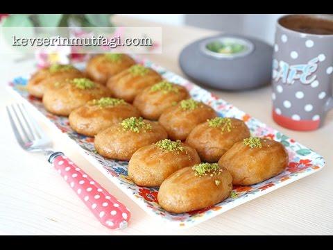 Şekerpare Tarifi - Kevserin Mutfağı - YouTube
