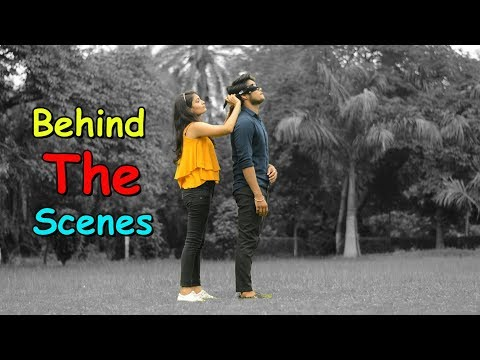 Behind The Scenes | Tera Ban Jaunga | Funny Bloopers | Look Production