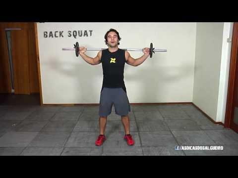 Os 4 Melhores Exercícios - Agachamento (1)