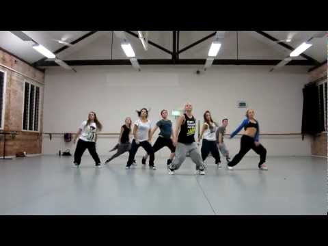 'Swagger Jagger' Cher Lloyd choreography by Jasmine Meakin (Mega Jam)