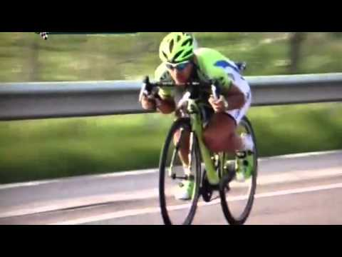 E3 Harelbeke Sagan rides his top tube