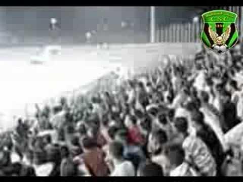 CS Constantine 0 - WR Bentalha 0 - L'ambiance au stade