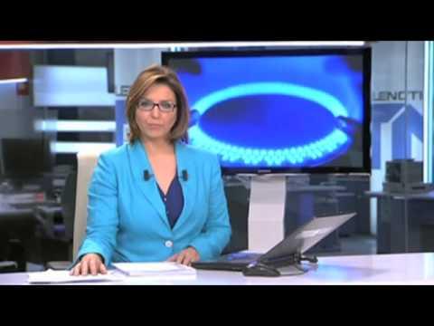 image vidéo La chaîne de télévision Telemadrid : une étonnante carte géographique