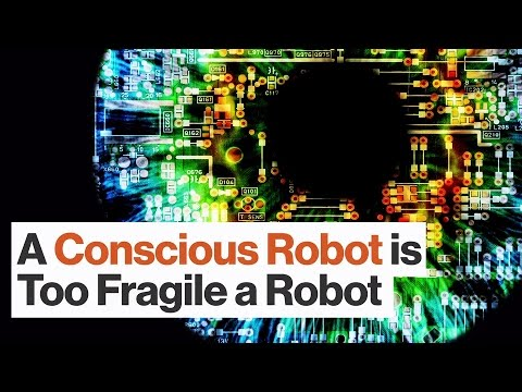It Would Not Be Cool If AI Were Conscious — It Would Be Dumb | Daniel Dennett