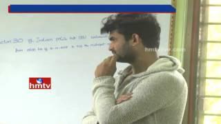 Actor Nanduri Uday Kiran held for drug trafficking in Kakinada