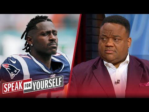 Whitlock and Wiley react to the Patriots releasing Antonio Brown   NFL   SPEAK FOR YOURSELF