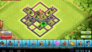 Ayuntamiento 7 Subida De Trofeos Clash Of Clan