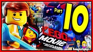 LEGO Movie Videogame Walkthrough Part 10 Pirates!