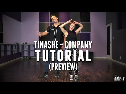 youtube video Dance Tutorial [Preview] - Tinashe - Company - Choreography by Jojo Gomez & Jake Kodish to 3GP conversion