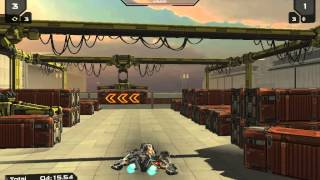[Quantum Rush Closed Beta gameplay - Airport Death Race] Video
