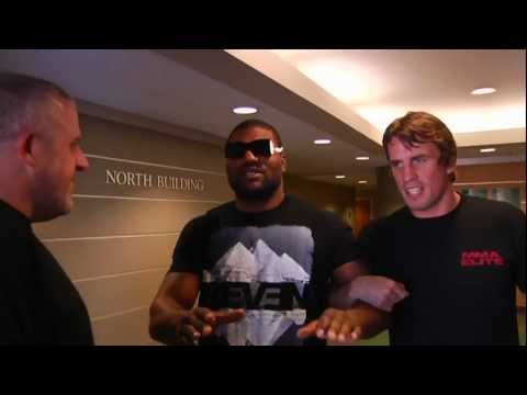 The Rampage Diaries - UFC 130 Part 1