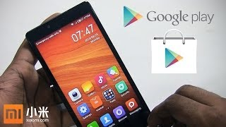 How To Get Google Play Services (incl. Play Store) On
