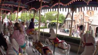 King Arthur Carrousel HD Disneyland, USA