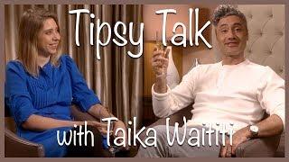Tipsy Talk with Taika Waititi
