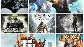 Top 7 Games of 2013