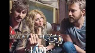 Lady Antebellum Need You Now (HQ) [Lyrics]