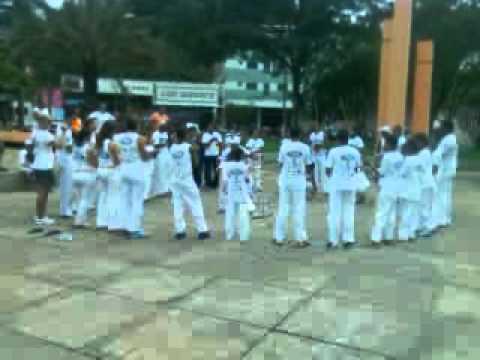 capoeira em itabira mg