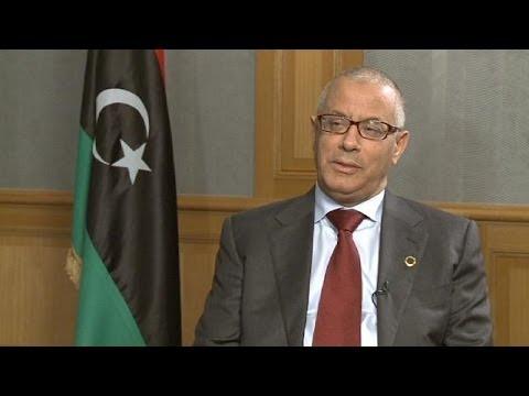 Ali Zeidan, primer ministro de Libia, dispuesto a recurrir a la fuerza para reabrir los pozos de...