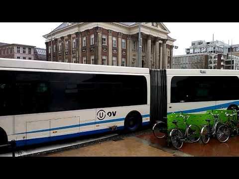 Dagblad van het Noorden: Proef met extra lange stadsbus in Groningen, 8 februari 2014