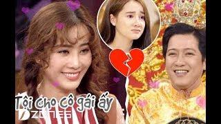 Trương Giang Công Khai Ôm Hun Nam Em Trên Sóng Truyền Hình | Hài Trường Giang 2018