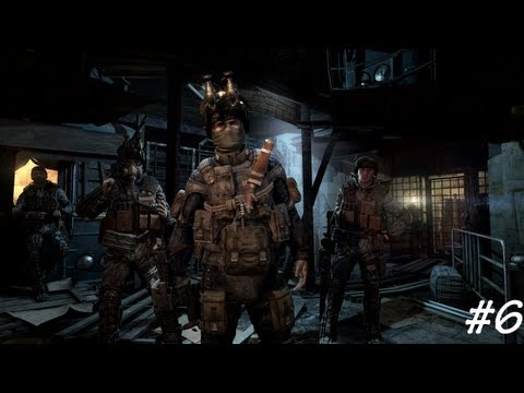 Metro Last Light ALL RANGER MODE Part 6