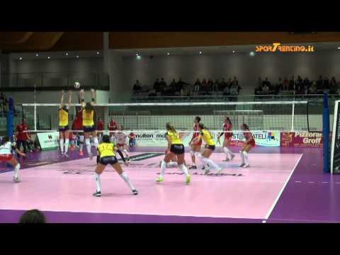 Copertina video A2 femminile: Delta Informatica - Bakery Piacenza 3-1 (sintesi)