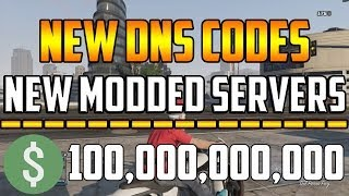 Gta 5 Online NEW DNS CODES! AFTER PATCH 1.08! (In