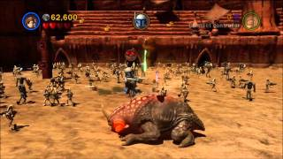 Lego Star Wars III: The Clone Wars: Walkthough Prologue