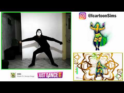 Just Dance 2019 - OMG - Extreme Version - Gameplay - 5* Stars (Problem Kinect LOL)