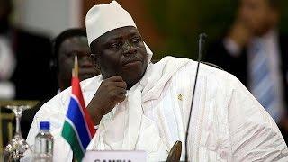 محاولة موريتانية أخيرة لإقناع يحيى جماح بتسليم السلطة في غامبيا   |   قنوات أخرى