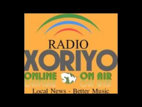 Radio Xoriyo 14 March 2014