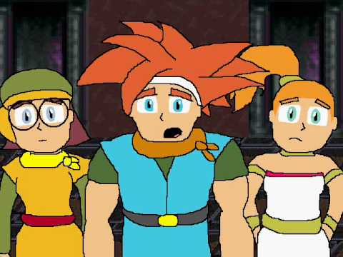 Chrono Trigger: The Ultimate Weapon -- Animated Short