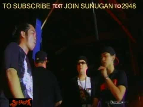 SUNUGAN - SHEHYEE vs MELVIN THE DEVIL ***BATTLE ROYALE***