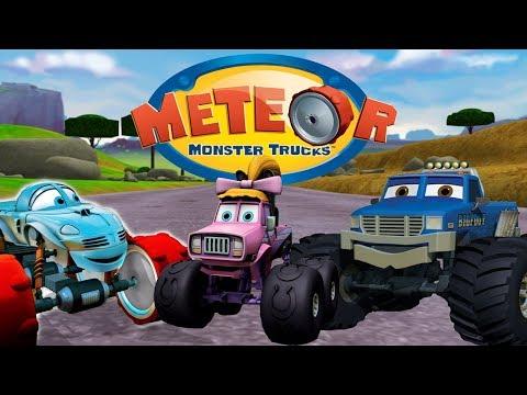 Meteor Monster Truck 1 - Závodní vztahy