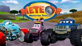 Meteor Monster Truck 1 - Pretekárske vzťahy