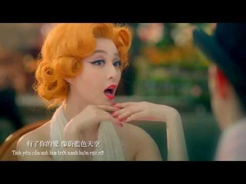 Phạm Băng Băng Lý Trị Đình (Đêm vui bất ngờ vietsub MV) - One night surprise(HD)